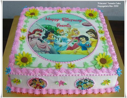 yasmin cake