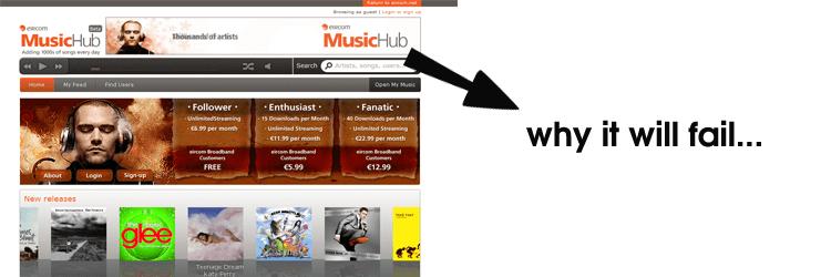 musichub fail
