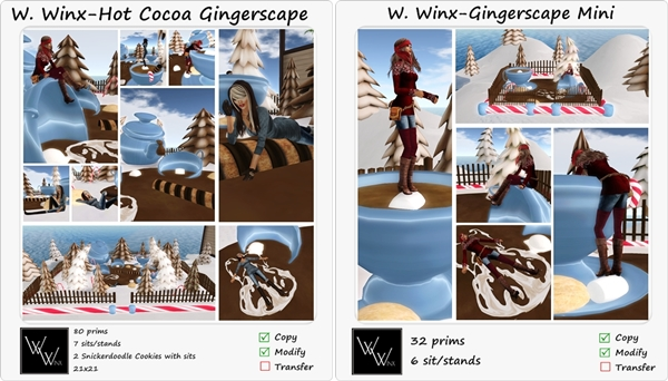 Gingerscapes @ W. Winx