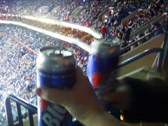 Beer and Hockey