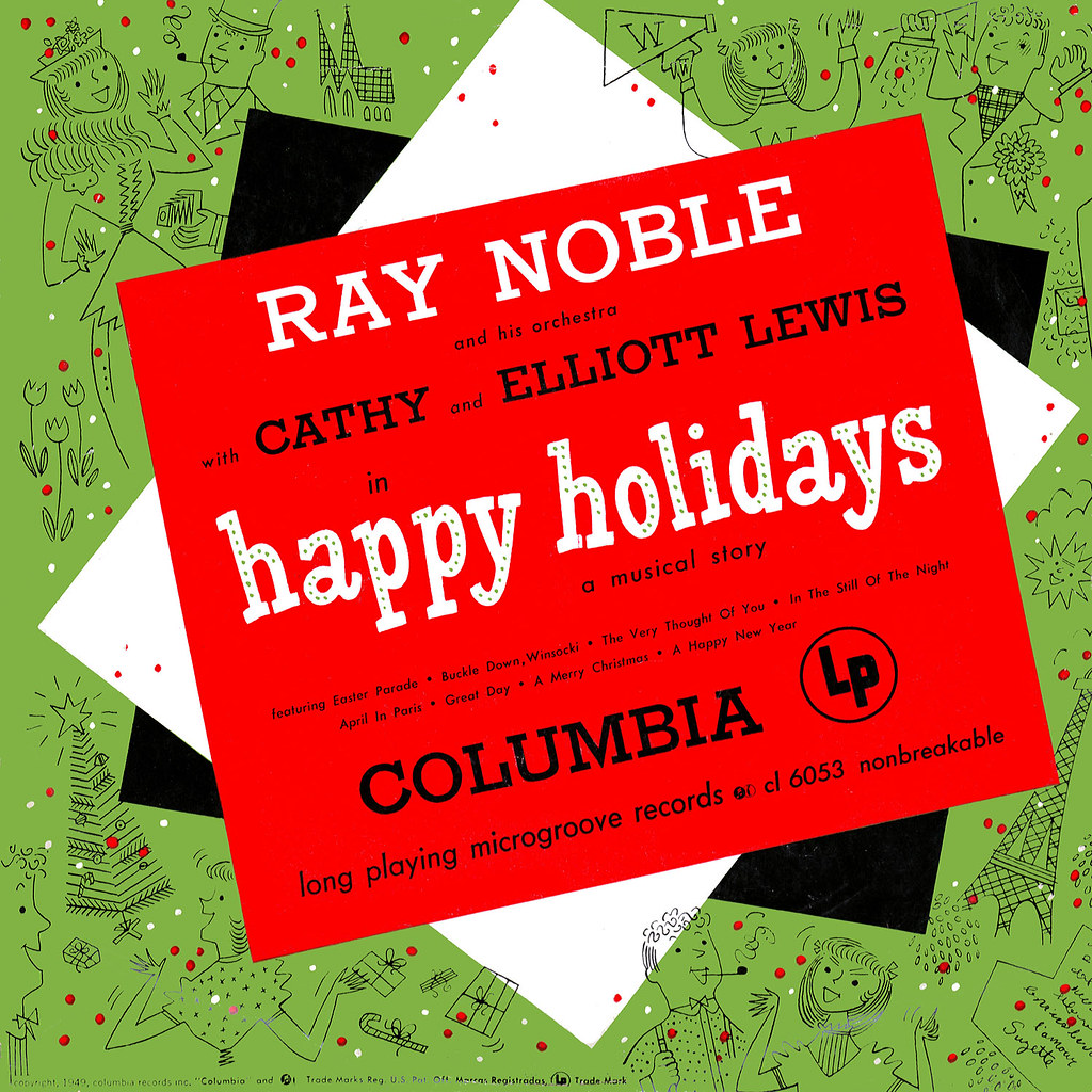 Ray Noble - Happy Holidays