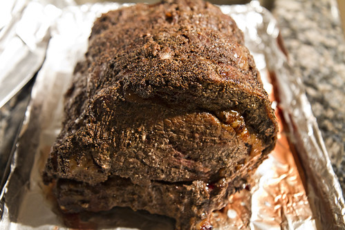 how to make au jus from roast beef drippings