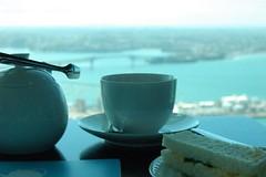 High Tea in Orbit