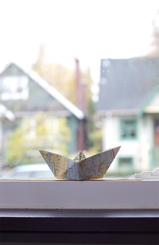 Origami Boat