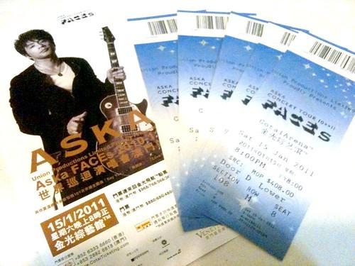Aska FACEs Live 2010-2011