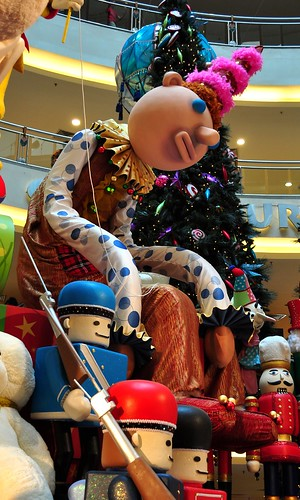 Christmas Decorations @ Mid Valley Megamall (9)