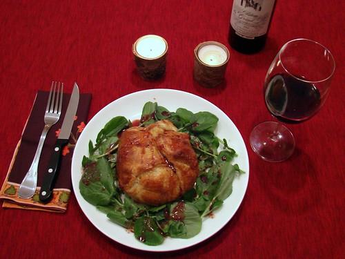 Dinner: December 25, 2010