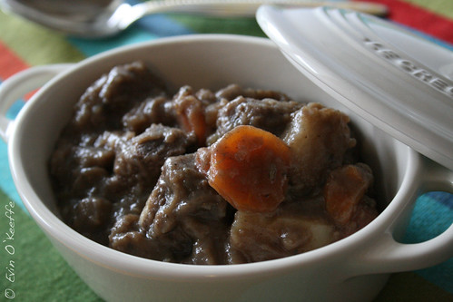 Classic Beef Stew for a Rainy Day
