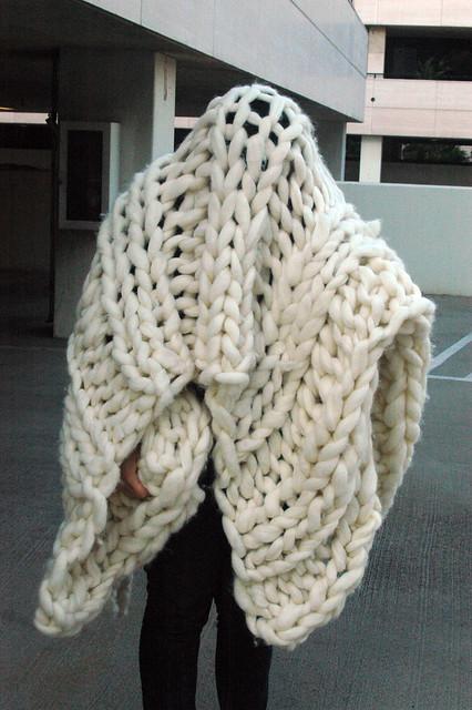 Giganto-blanket