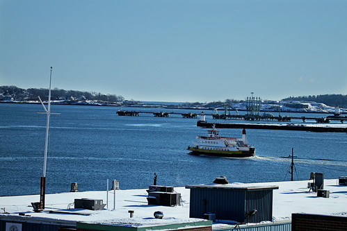 Casco Bay ferry