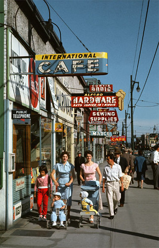 robson st 1957