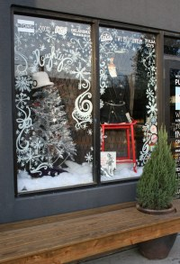 CHRISTMAS WINDOW DISPLAY!!! | Kara Paslay Design
