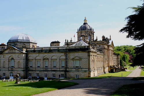 Castle Howard West Facade