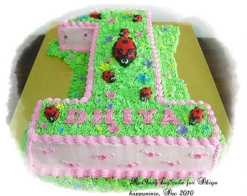 dhiya red ladybug
