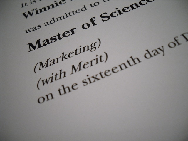 Certificate detail