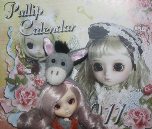 6/365 LP Donkey and Pullip Calender
