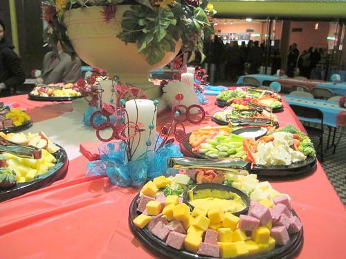 Portillo's catering! ;)