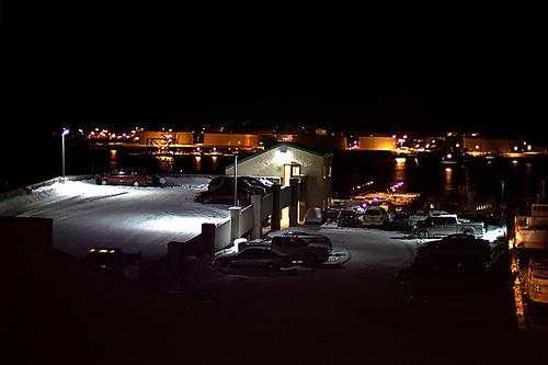 Casco Bay Ferry parking garage