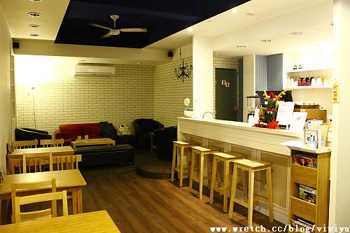 [美食.台北]Cafe Slow 咖啡隅~有溫度的空間 @VIVIYU小世界