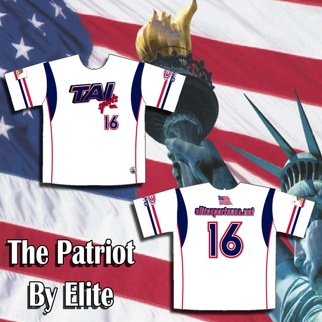 patriot jersey