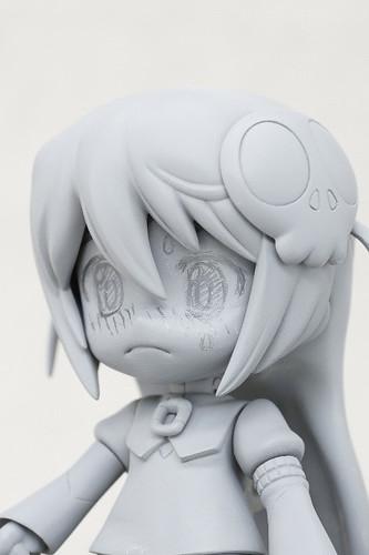 Prototype of Nendoroid Hakua