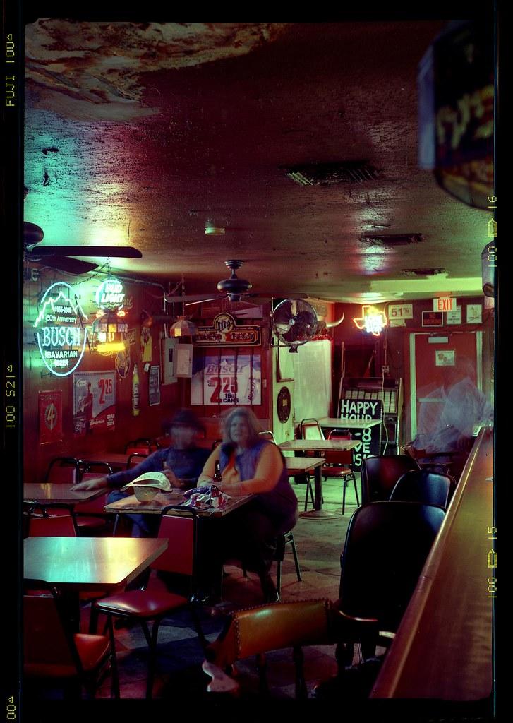 slow night at the honky tonk tourist II