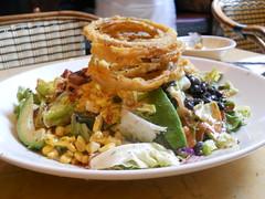 BBQ Ranch Salad
