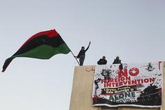 Hands Off Libya ! لا تدخل في ليبيا