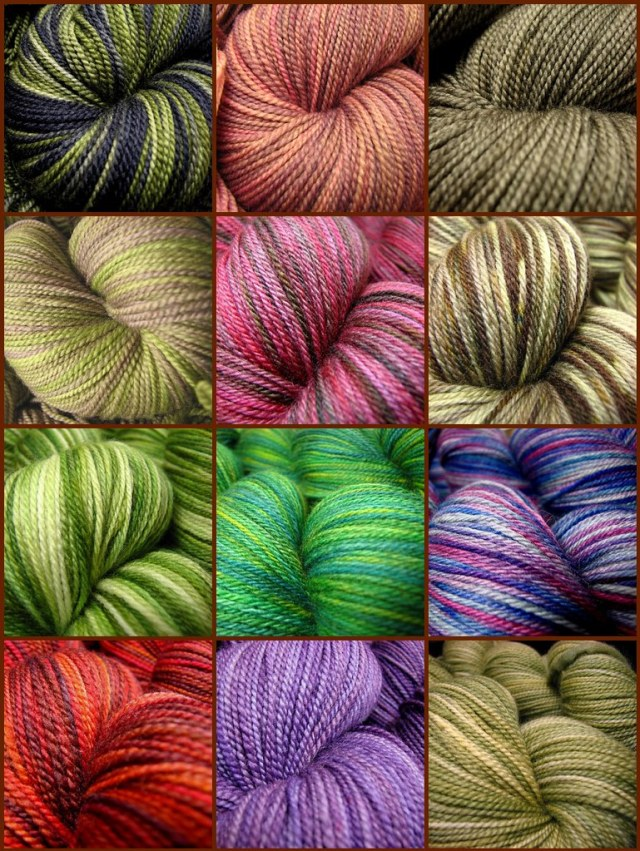 Sock Yarn Update 3-5-11