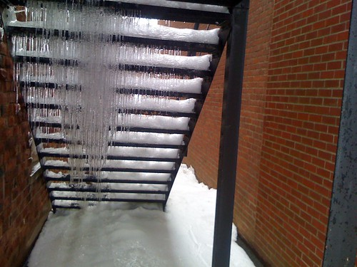 Icicles, West Hartford