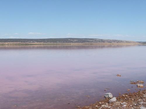Kalbarri Pink Lake
