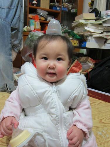 貝貝1歲達成 | Tsung's Blog