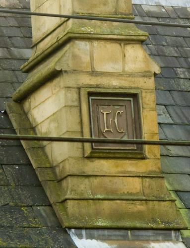 Lancaster railway station detail