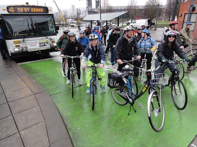 Full Transit Center Bike Box