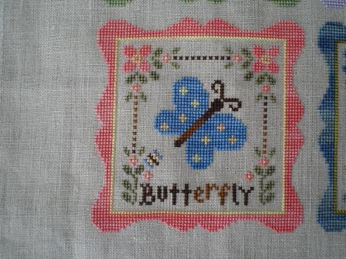 Butterfly 'Garden Party Series by CNN