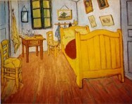 ゴッホの寝室