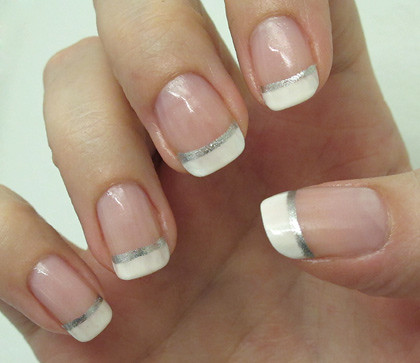 French manicure (Vanity fairest)