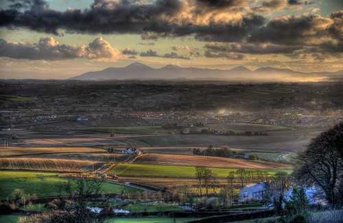 View over the Mournes from Scrabo . by jonny.andrews65