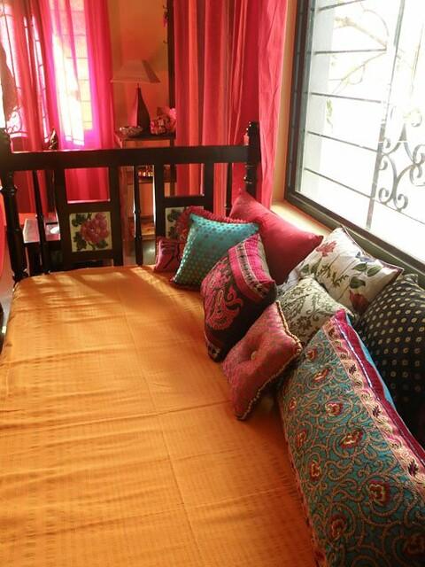 RangDecor Interior Ideas predominantly Indian Rang