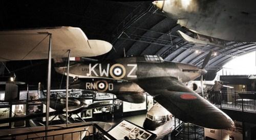 Hawker Hurricane & Supermarine Spitfire