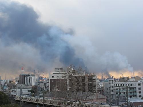 2011-3-11 Chiba port