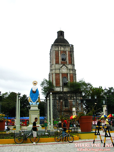 Belfry of Jaro Cathedral 1