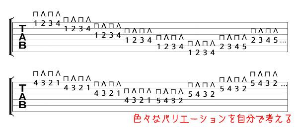 練習方法-2