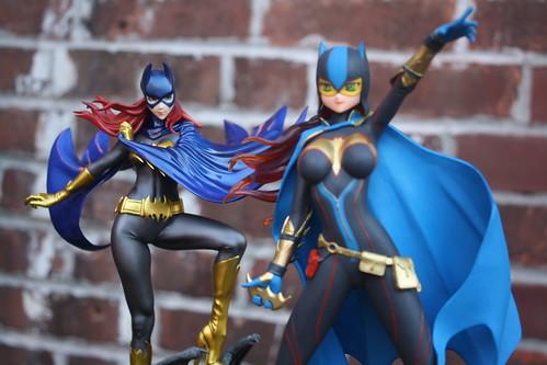 Batgirl: Ame-comi Vs Kotobukiya