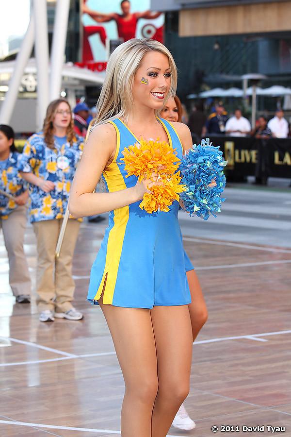 UCLA Dance Team 014