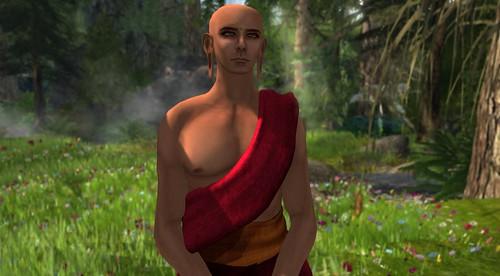 Introducing Khamael: Portrait of a Buddhist Monk