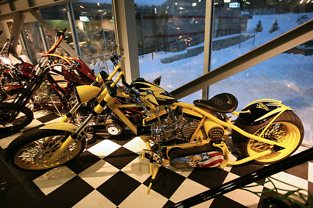 Orange County Chopper Theme Bikes