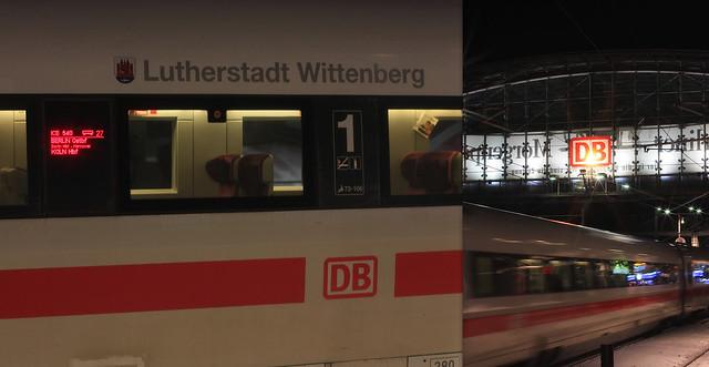 Berlin Hauptbahnhof Central Station