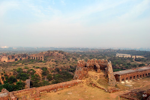 Tughlakabad City