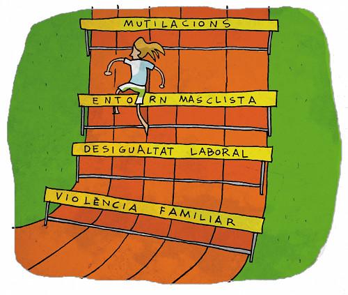 Calendari 'Dones 2011'